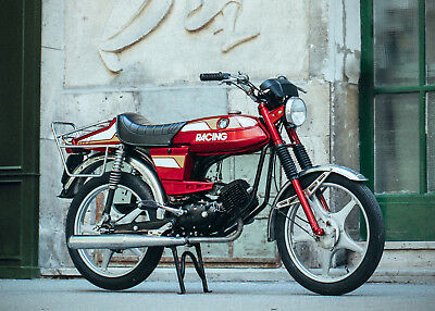 1986 Other Makes rare vintage PUCH RACING  vintage PUCH RACING original nice conserved condition