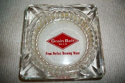 Grain Belt Beer Ashtray