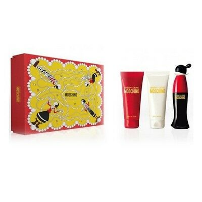 Set de Perfume Mujer Cheap And Chic Moschino (3 pcs)