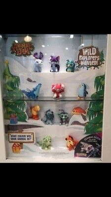 McDonalds Happy Meal Toy 2018 Animal Jam Plush  full Complete Set of 12 Toys