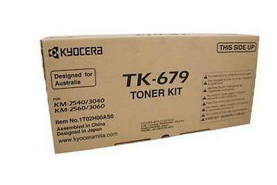 GENUINE Kyocera TK679 Black Mono Copier Toner Cartridge