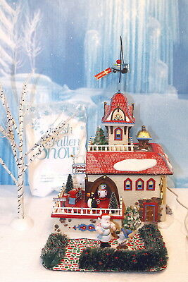 "Department 56 North Pole Series ""Checking It Twice Wind-Up Toys"""