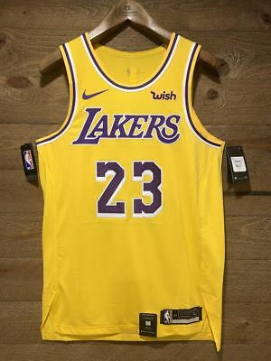 wholesale dealer b10d7 38ffb LEBRON JAMES AUTHENTIC Nike City Edition Jersey NWT. With ...