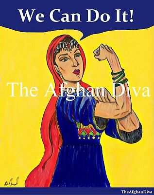 ROSIE THE RIVETER UP YOURS POSTER 24x36 VINTAGE PARODY COLLEGE 49106