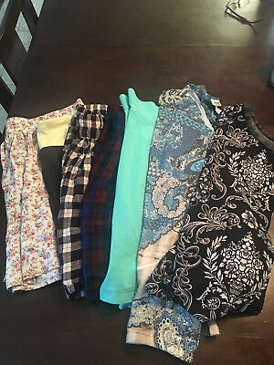Women's mixed clothing lot size L, skirts and shirts