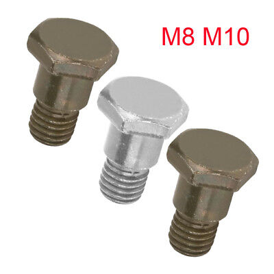 Motorcycle Scooter Moped E-Scooter Single Side Support Step Screw M8 M10