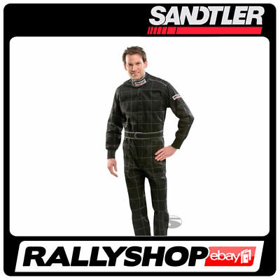 Sandtler Indoor Mechanics Suit, size 44 XS Black, CHEAP DELIVERY WORLDWIDE
