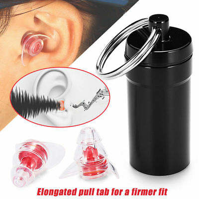 Noise Cancelling Ear Plugs Hearing Protection for Sleeping Concerts Music Party