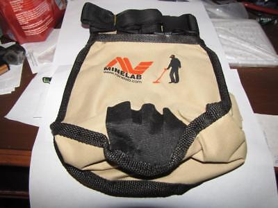 Minelab Metal Detector Finds Pouch NEW