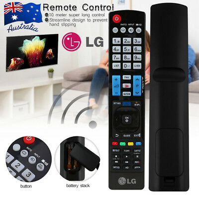 GENUINE LG TV Remote Control for 2000-2018 Years All LG Smart 3D HDTV LED LCD TV