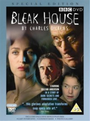 Gillian Anderson, Lilo Baur-Bleak House (UK IMPORT) DVD NEW