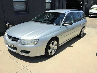 2005 Holden Commodore VZ Executive Silver Automatic 4sp A Wagon