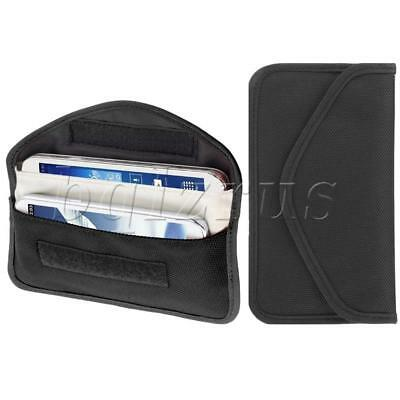 RFID Signal Blocking Bag Shielding Pouch Case for Cell Phone Privacy Protection