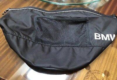 New OE BMW i3 i8 EV Charging Charger Cable Storage Bag 2348065  M 1 2 3 4 5 6