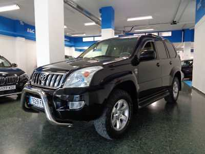 Toyota Land Cruiser 3.0D4-D VX  **8 PLAZAS**