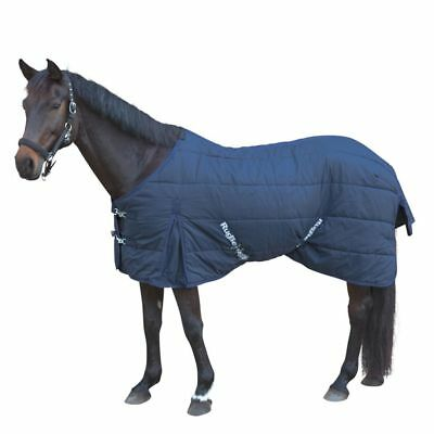 Kerbl Manta para Caballo RugBe Indoor de Color Azul Dimensiones135 cm 325417
