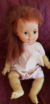 Vintage doll late 70s