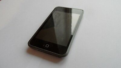 Apple iPod touch 1st Generation Black (16GB) Full working order 854