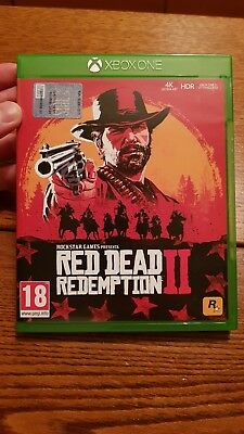 Red Dead Redemption 2 Xbox One Videogioco