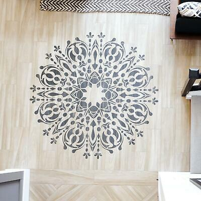 Amazing Mandala- Style Stencil For Decoration- Original Stencil For Painting