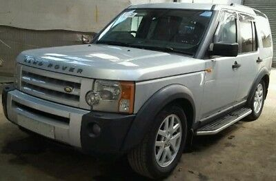 Land Rover Discovery 3 L319 2004-2009 TDV6 Breaking Engine Gearbox Panels Spares