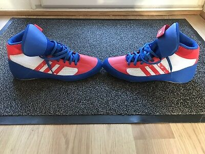 Adidas Boxing Boots size 9