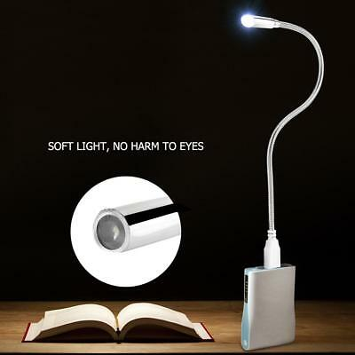 Portable Flexible LED USB Night Lamp Reading Light for Computer Laptop Notebook