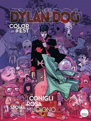 Fumetto - Bonelli - Dylan Dog Color Fest 25 - Nuovo !!!