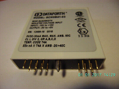 Dataforth SCM5B41 Signal Conditioning Module