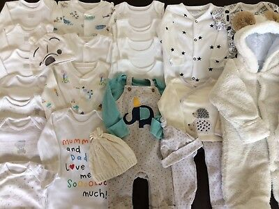 *Lovely Collection/ Bundle Of Baby Unisex Clothing* 3-6 Months* (few 6-9 Months)