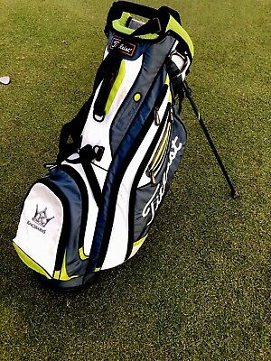 Titleist stand bag - Kingsbarns golf links special edition