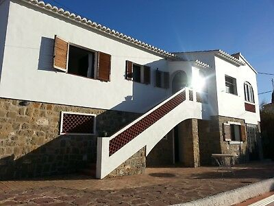 Holiday Villa to let in Calpe, Spain. Sleeps 10 people.