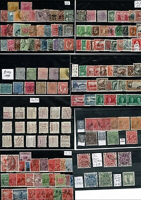 V074 ANZAC collection Oz NZ Adsons etc. on 10cards c£a bit