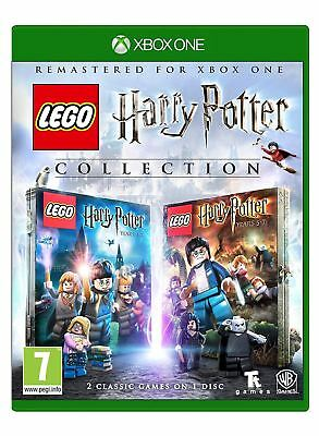LEGO Harry Potter Collection Xbox One New and Sealed