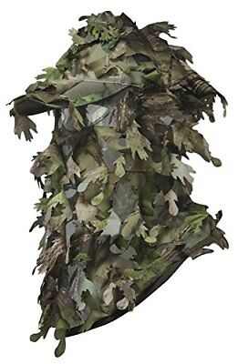 North Mountain Gear Outdoor 3D Ghillie Leafy Camouflage Hunting Hat Cap Lid Larg