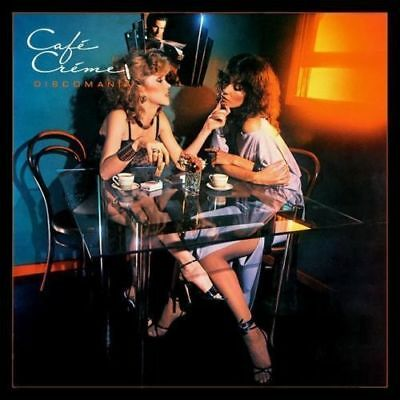 Cafe Creme – Discomania   A Tribute to the Beatles  CD