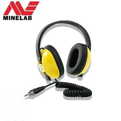 Minelab Equinox Waterproof Headphones - Detecnicks Ltd