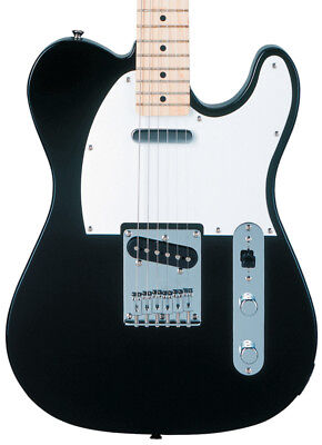 Fender Squier Affinity Telecaster Electric Guitar, Black, Maple (NEW)