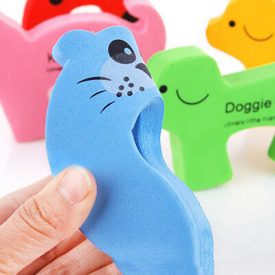 New Baby Safety Door Stop Finger Pinch Guard Lock Jammer Stopper Protector G03