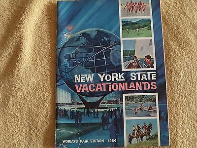 New York State guidebook/1964 world's fair addition