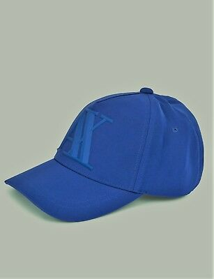 113d55a4add ARMANI EXCHANGE AUTHENTIC Rubber AX Logo Hat Cypress NWT -  39.99 ...