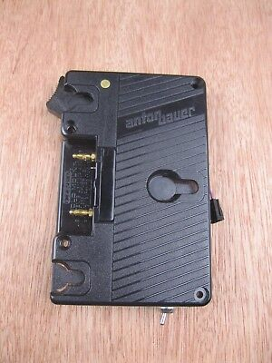 Aton Bauer Battery Mounting Plate with Light Switch