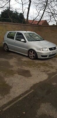 Vw Polo 1.4 16v Sport 75bhp 5 Door 6n2 Spares Or Repairs
