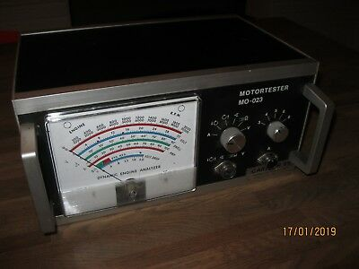 Motortester MO-023 Dynamic Engine Analyzer