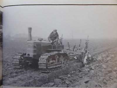 Antique Tractors At Work In England/wales Fordsons Crawlers Austin Vy Interestin