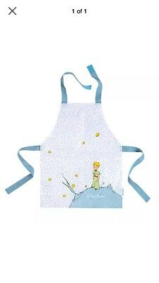 Petit Jour The Little Prince Kids Apron Cooking Easy Care