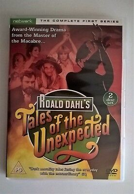 Tales Of The Unexpected - Complete Series 1 - Network 2 Disc Set