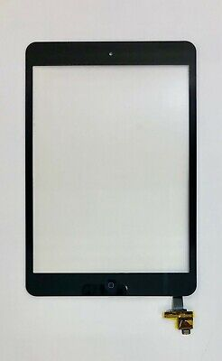 Touch Screen Glass Digitizer with Home Button Assembly iPad Mini 1st and 2nd Gen