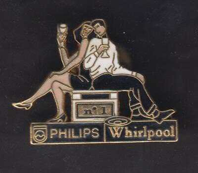 Pin's Philips - Whirlpool
