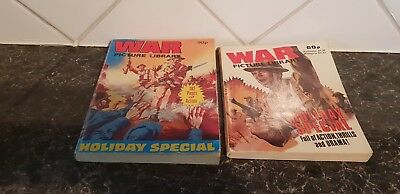 WAR Picture Library - Holiday specials x 2 - see pictures